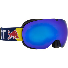 Red Bull SPECT Magnetron_Ace Brille dark blue/blue snow